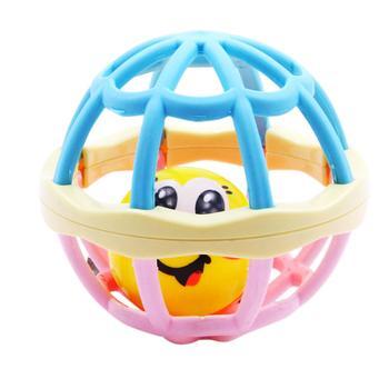 Игрушка-погремушка Baby Team Веселый мячик - купить, цены на Таврия В - фото 2