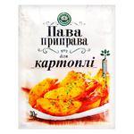 Приправа Ласочка Пава приправа для картошки 30г