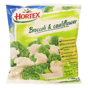 Суміш овочева Hortex Mexico заморожена 400г - купити, ціни на Метро - фото 3