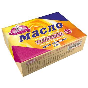 Масло Заречье экстра сладкосливочное 82.5% 200г - купить, цены на Таврия В - фото 2