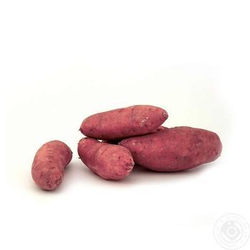Картопля батат ваг
