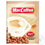 MacCoffee Caramel 3in1 Instant Coffee Drink 18g