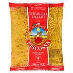Riscossa Vermicelli Tagliati No.70 Pasta 500g