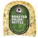 Henri Willig Gouda Cheese with Caramelized Onions and Nettles 200g