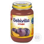Пюре Bebivita Слива 190г