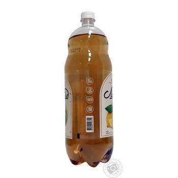 Напій безалкогольний Оболонь Лимонад сильногазований 1л - купити, ціни на МегаМаркет - фото 2