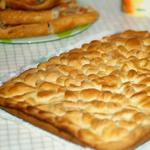 Абрикосовые батончики с грецкими орехами