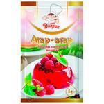 Агар-агар Добрик загущувач натуральний рослинний 8г