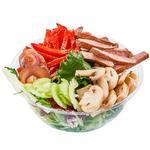 Салат с телятиной и овощами 235г