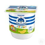 Prostokvashyno Banana Flavored Cottage Cheese for Babies from 6 Months 3,4% 100g