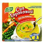 Суп Тётя Соня гороховый особенный 180г