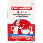 Yeast Saf moment dry for baking 11g
