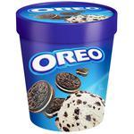 Мороженое Oreo Ванильное с кусочками печенья 480мл