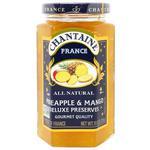 Chantaine Pineapple and Mango Jam 325g