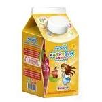 Yogurt Molokiya cherry chilled 2.5% 450g