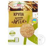Крупа Бест Альтернатива Артек пшеничная в пакетиках 280г