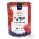 METRO Chef peeled tomatoes 850ml