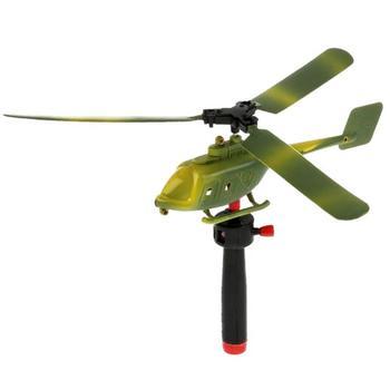 Игрушка Вертолет с запуском