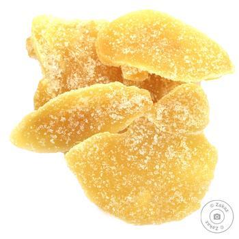 Alvo Sliced In Sugar Ginger 100g - buy, prices for Novus - image 1