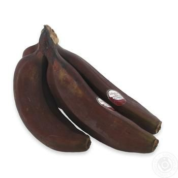Банан червоний ваг