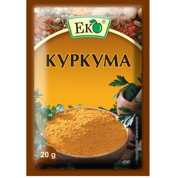 Куркума Эко 20г - купить, цены на ЕКО Маркет - фото 1