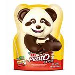 Шоколад молочный Eti Petito мини украшенный белым и темным шоколадом 18*4г 72г