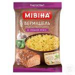 Pasta vermicelli Mivina 60g - buy, prices for Novus - image 1