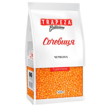 Trapeza Red Lentils 500g