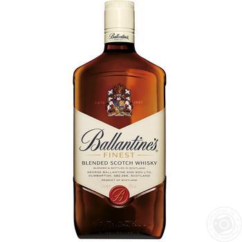 Ballantine's Finest Whiskey 1l