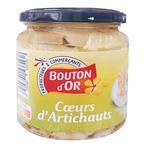 Серцевини артишоку Bouton d'Or мариновані в олії 280г