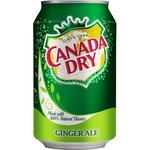 Напиток газированый Dr.Pepper Canada Dry 0,33л