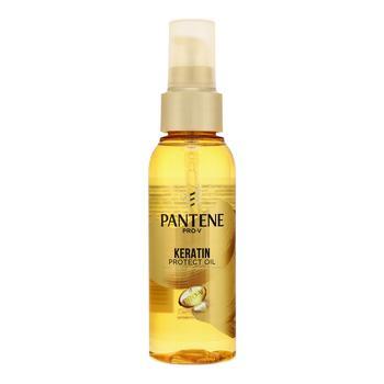 Масло Pantene Кератиновая защита для волос 100мл