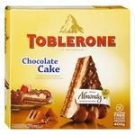 Almondy Toblerone Chocolate Cake 400g