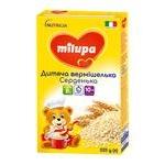 Вермішель Milupa Серденька дитяча для харчування дітей від 10-ти місяців 320г