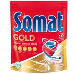 Somat Gold Tablets for Dishwasher 10pcs