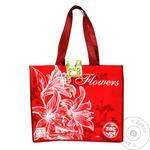 Еко-сумка ЗОЗ Квіти 345х415х120