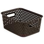 Curver Your Style S Dark Brown Basket