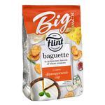 Сухарики Флинт Baguette пшеничные со вкусом французского сыра 150г