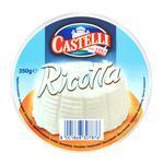 Сир Castelli Рикотта 10% 250г