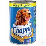 Корм для собак Chappi с говядиной и птицей 400г