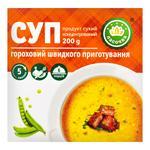 Суп гороховый Ласочка 200г