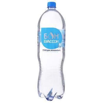 Вода Bon Boisson мінеральна негазована 2л - купити, ціни на Фуршет - фото 1