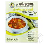 Смесь специй Mae Pranom Yellow Curry Paste 50г