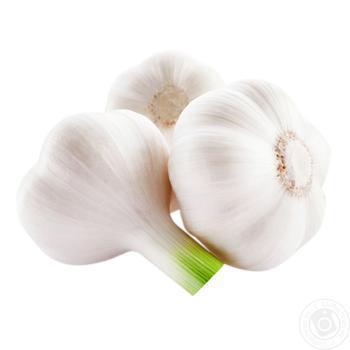 Young Garlic