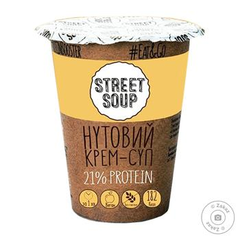 Street Soup Chickpea Cream Soup 50g - buy, prices for MegaMarket - image 1