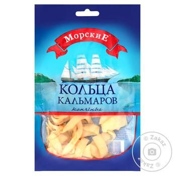 Morskie smoked squids rings 36g - buy, prices for Novus - image 2