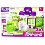 Iblock Toy Construction for Girls PL-920-26