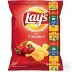 Чипсы Lay's со вкусом паприки 71г