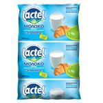 Lactel UHT Milk with Vitamin D3 1% 900g