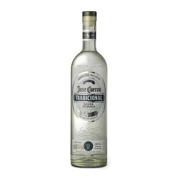 Текила Jose Cuervo Tradicional Silver 38% 0,7л